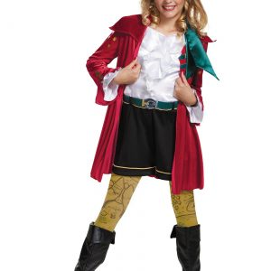 Descendants Girl's CJ Deluxe Costume