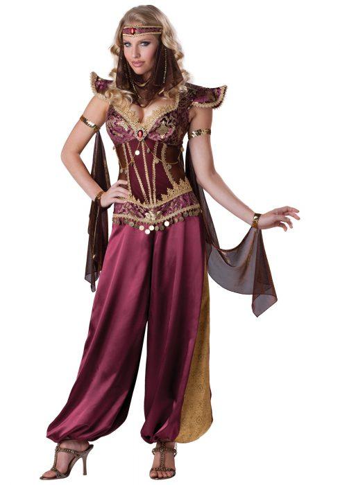 Desert Jewel Genie Costume
