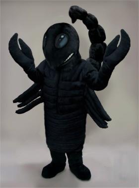 Desert Scorpion Mascot Costume