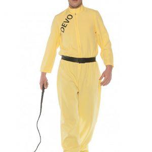 Devo Whip It Men's Costume