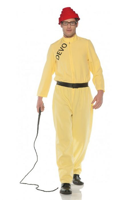 Devo Whip It Men's Costume