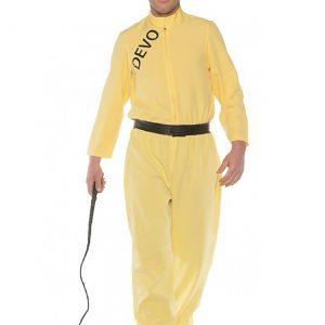 Devo Whip It Plus Size Men's Costume