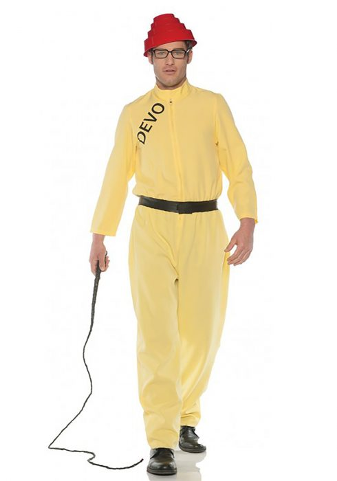 Devo Whip It Plus Size Men's Costume