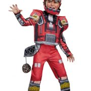 DinoTrux Ty Rux Deluxe Boys Costume