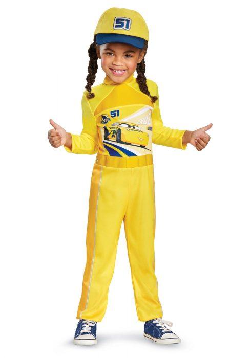 Disney Cars 3 Cruz Classic Toddler Costume