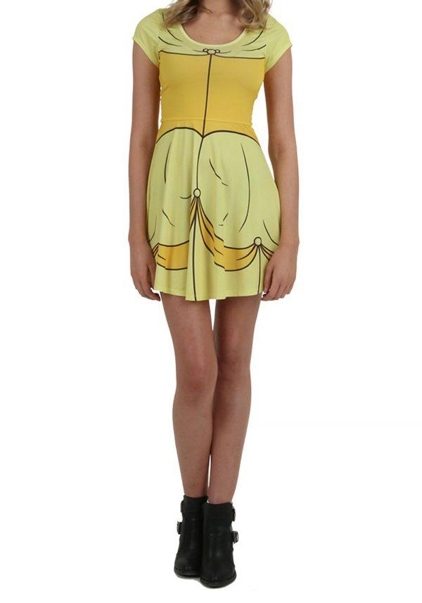 Disney I am Belle Skater Dress