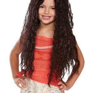 Disney Moana Deluxe Child Wig