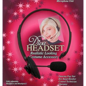 Diva Headset with Microphone