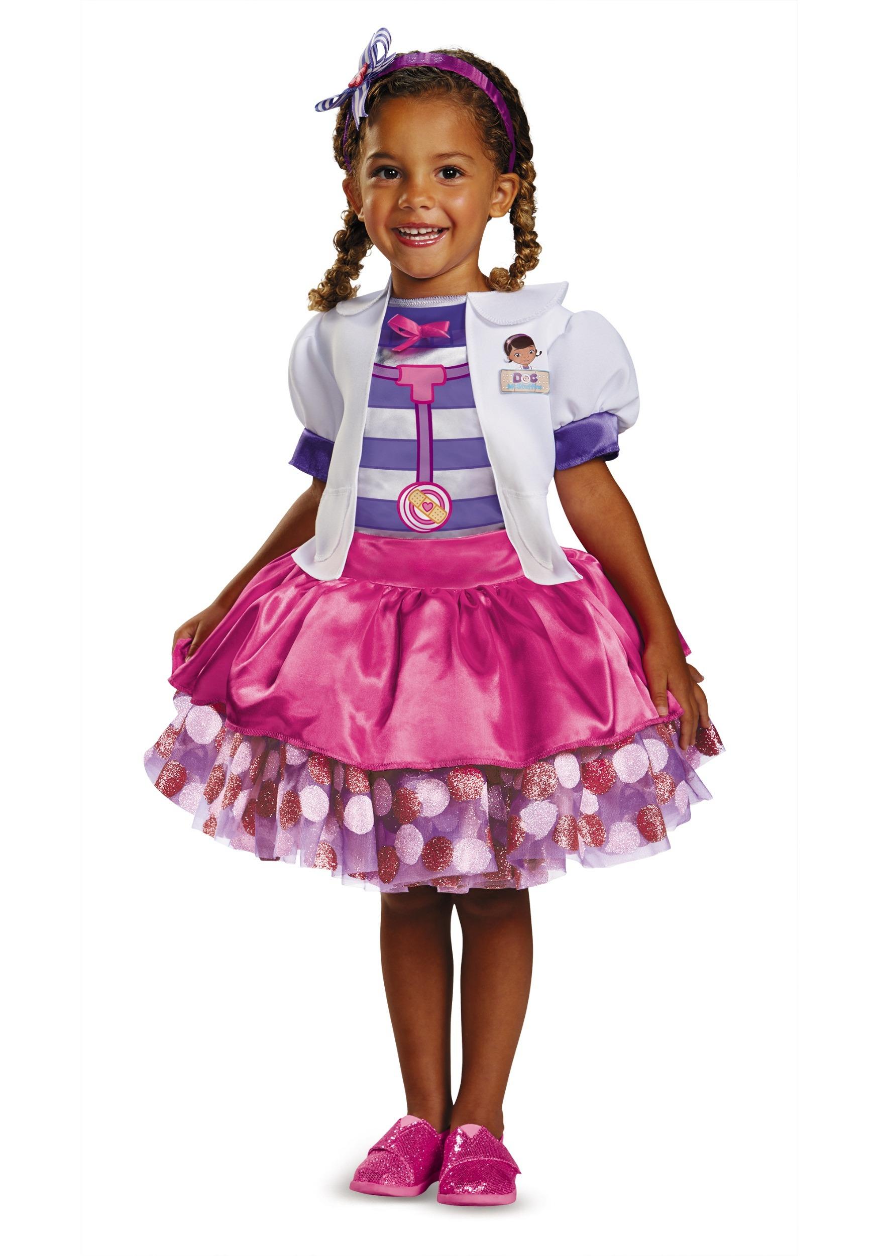 Doc McStuffins Costumes