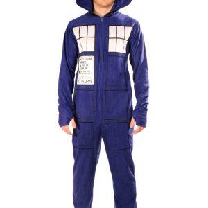 Doctor Who: Adult TARDIS Pajamas