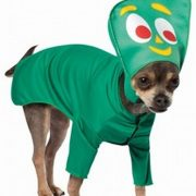 Dog Gumby Costume