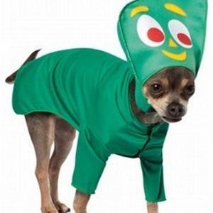 Dog Gumby Costume