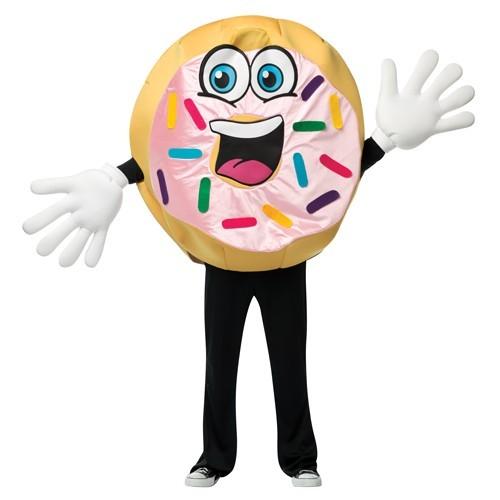 Donut Mascot