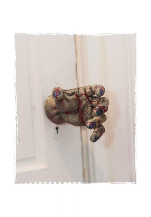 Door Knob Cover-Zombie Hand