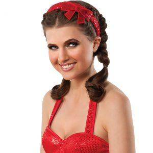 Dorothy Sequined Bow Headband