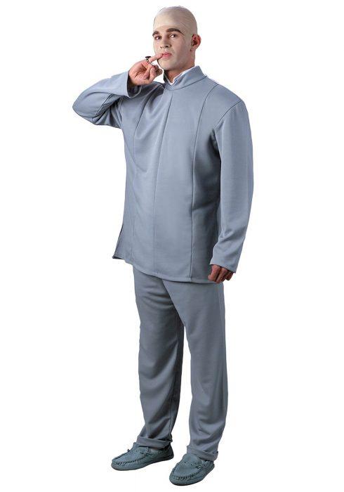 Dr. Evil Adult Costume