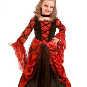 Dracula Pocket Princess Costume