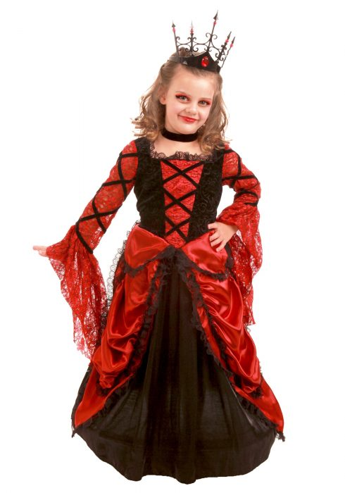 Dracula Pocket Princess Costume