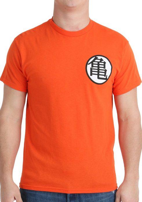 Dragon Ball Z Costume T-Shirt