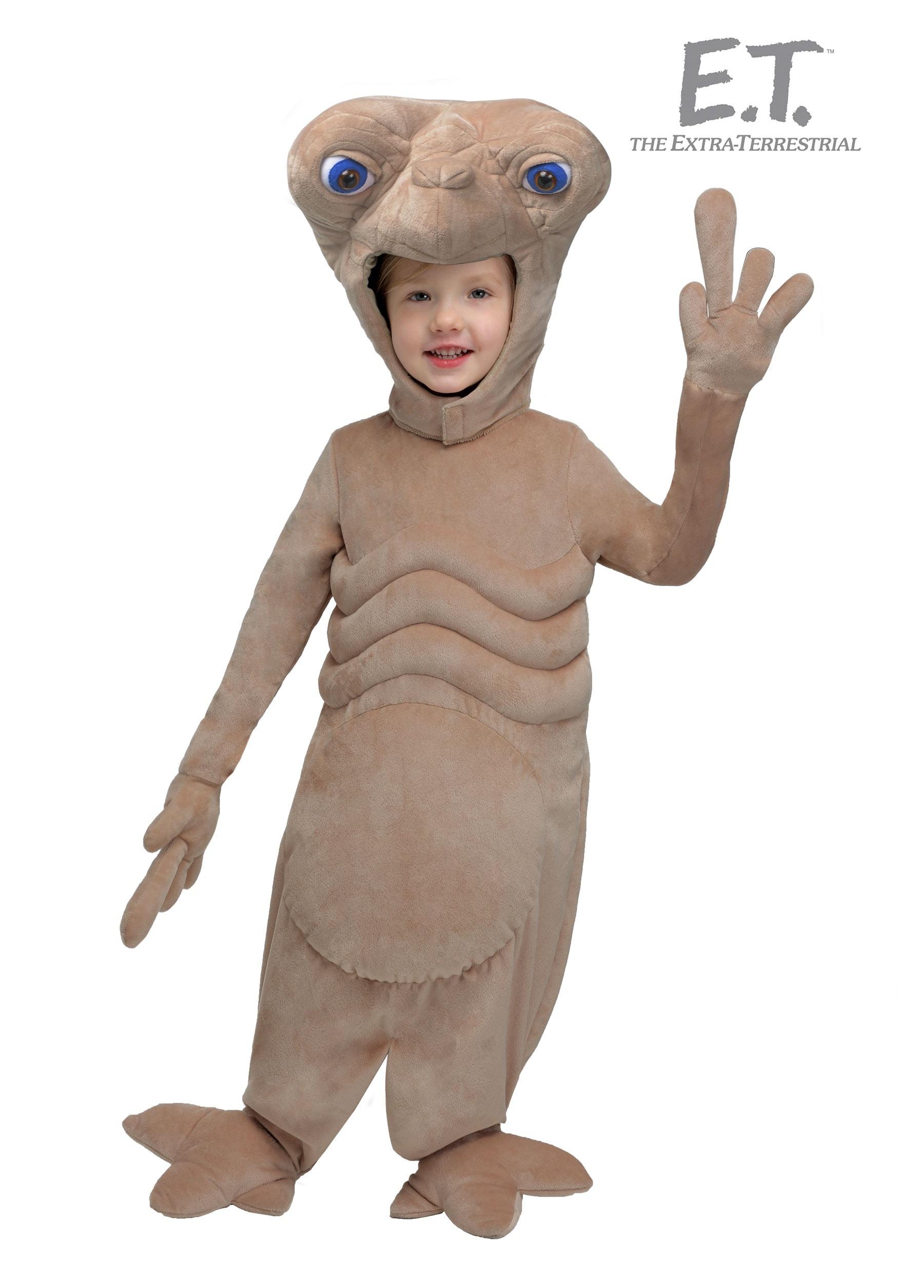 E.T. Costumes