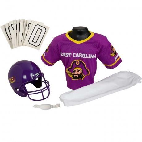 East Carolina Pirates Youth Uniform Set