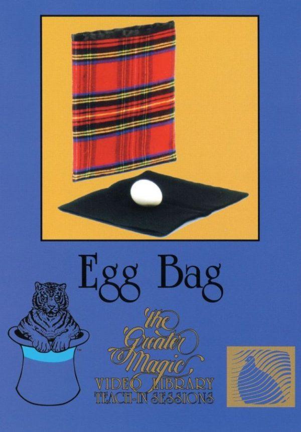 Egg Bag Learn Magic Tricks DVD