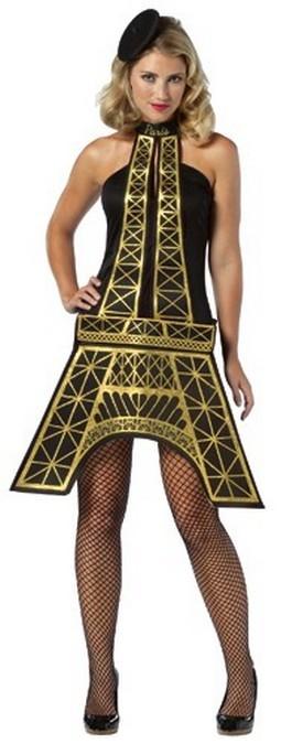Eiffel Tower Costume