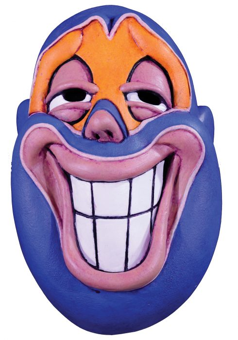 El Super Beasto Adult Mask
