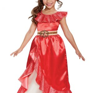 Elena of Avalor Adventure Outfit Deluxe Girls Costume
