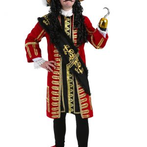 Elite Captain Hook Costume