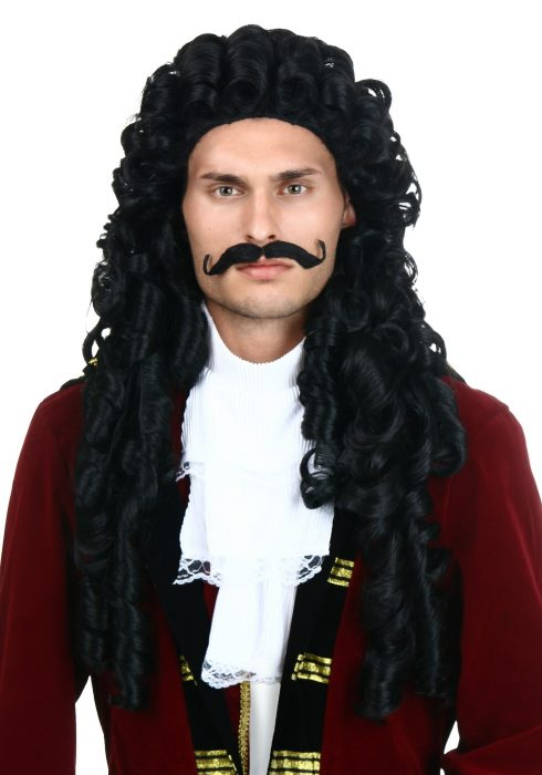 Elite Captain Hook Wig