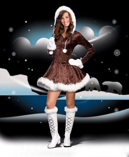 Eskimo Cutie Pie Jr. Costume
