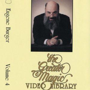 Eugene Berger Learn Magic Tricks DVD