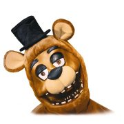 FNAF Freddy Adult Hood/Mask