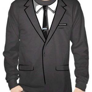 FX's Archer Tuxedo Shirt