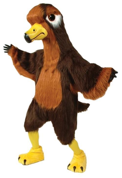 Falcon Mascot Costume