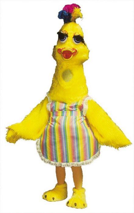 Fantasy Goose Mascot Costume