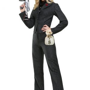 Female Gangster Costume