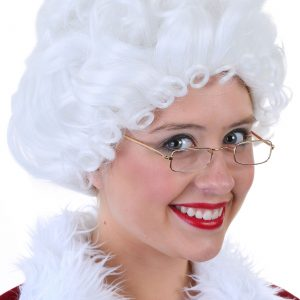 Fever Mrs. Claus Wig