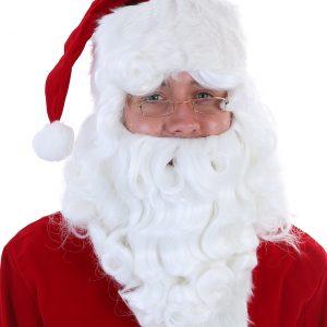 Fever Quality Santa Claus Wig and Beard Set
