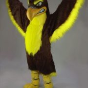 Fierce Falcon Mascot Costume