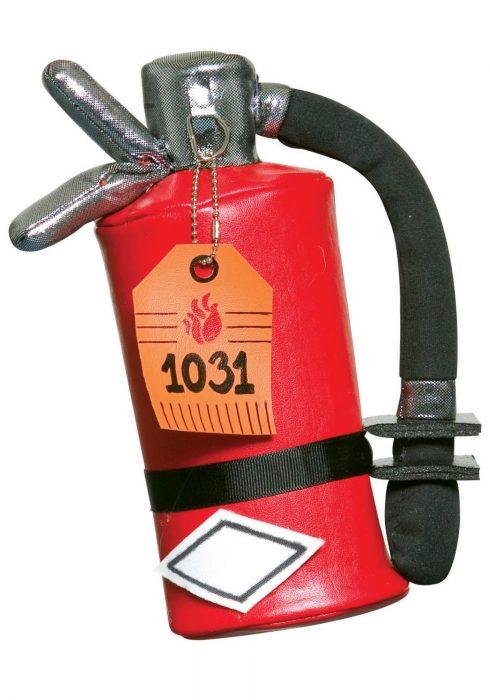 Fire Extinguisher Purse