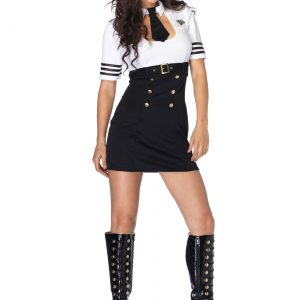 First Class Pilot Captain Costume