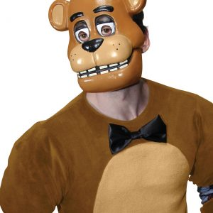 Five Nights at Freddy's Adult PVC Freddy Mask