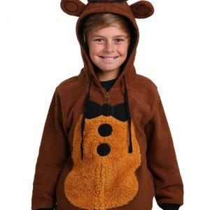 Five Nights at Freddys Kids Costume Hoodie