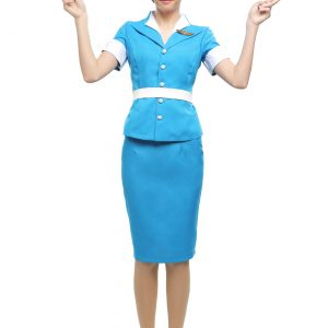 Flight Crew Women's Costume