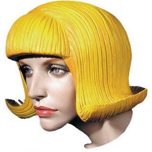 Flip Rubber Wig