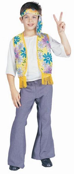 Flower Child Boy Costume