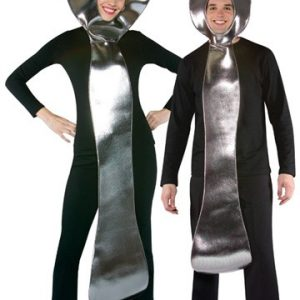 Fork and Spoon Costume