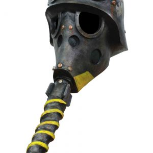 Frankensteins Army Mosquito Man Adult Mask